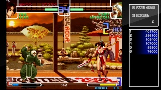 audap's ACA King of Fighters 2002 Switch