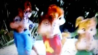 Элвин и бурундуки леди гага