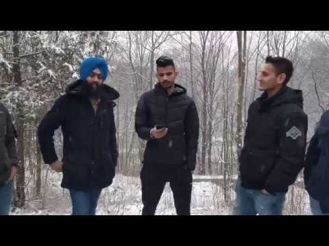 DESI STUDENTS IN CANADA REAL AND TRUE LIFE || SHARE LIKE AND COMMENT VIEWS || CANADA VICH DESI