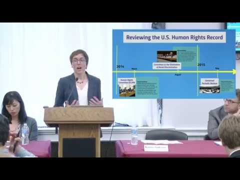 From Geneva to Washington D.C. Securing Human Rights for Immigrant Women and Families. PT 3.