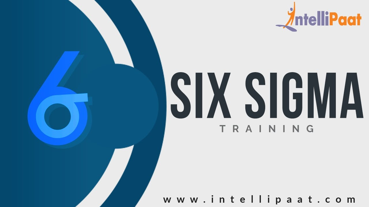 Six Sigma Green Belt Training Six Sigma Green Belt Tutorial Youtube