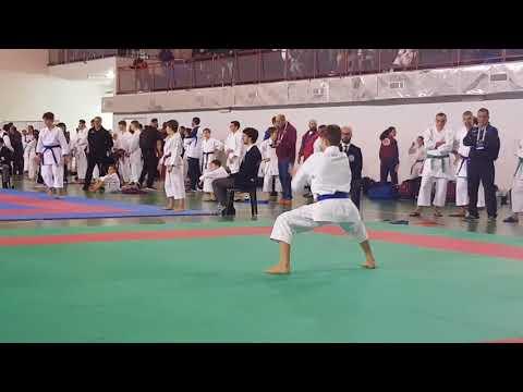 Piccioni Edoardo - Karate Campione Nazionale ACSI 2017