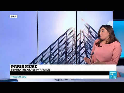 Glass Pyramids:  The art and origins of the entry to the Louvre
