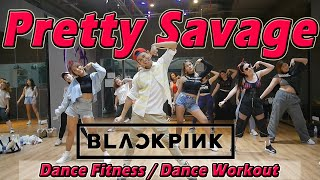 Download lagu [KPOP] BLACKPINK - 'Pretty Savage' | Dance Fitness / Dance Workout By Golfy | คลาสเต้นออกกำลังกาย