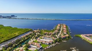 4326 Spinnaker Cove Lane Waterfront Community w Deeded Boat Slip Smart Home Video Tour Duncan Duo