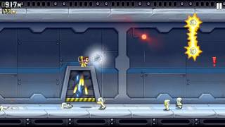 Jetpack joyride gameplay on windows 10 pc