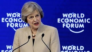 Prime Minister Theresa May Affirms U.K. Trade Ambitions