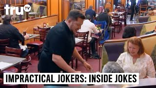 Impractical Jokers: Inside Jokes - Price Gouging With a Smile | truTV