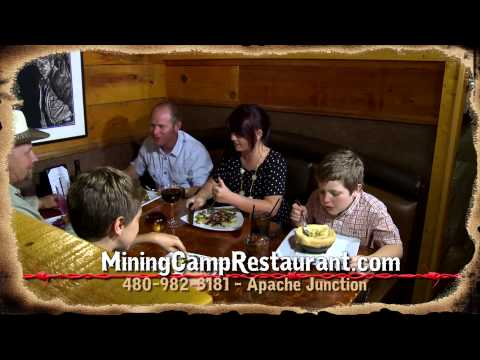 The Historic Mining Camp Restaurant & Trading Post - McNasty Brothers