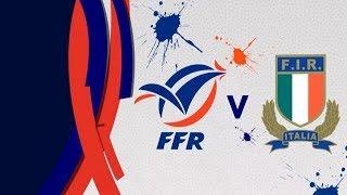Tournoi des 6 Nations France vs Italie 23/02/2018