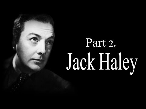 ♫  Jack Haley being adorable for 10 more minutes