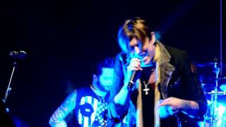 "Hinder ""Should Have Known Better"" St. Croix Casino Turtle Lake, WI 01-26-2013"