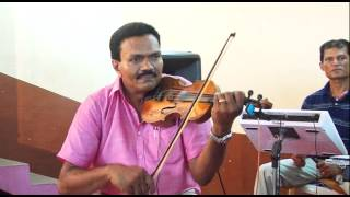 Ajare - Violin Cover by Bosco