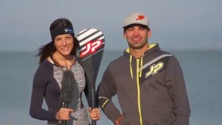 Cross SUP - Training - Julia Dujmovits, Peter Bartl & Laura Bartl
