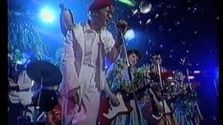 Captain Sensible & Dolly Mixture Happy Talk on TOTP