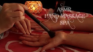 ASMR Sanfte Handmassage ⟡ SPA TREATMENT ⟡ Whisper Massage in German/Deutsch