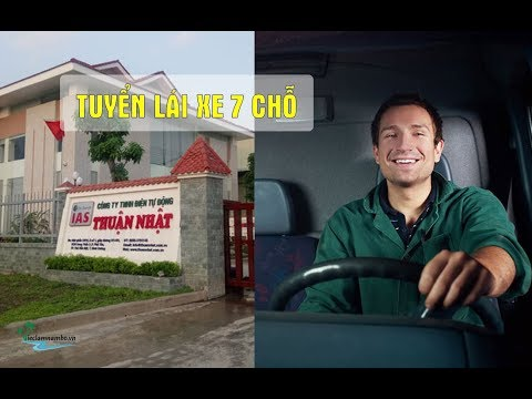 [TUYỂN GẤP] TÀI XẾ LÁI XE 7 CHỖ (Ford Explore) cho công ty | Thu nhập HẤP DẪN