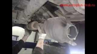 Ремонт и замена катализаторов Acura MDX 3.7 на пламегасители