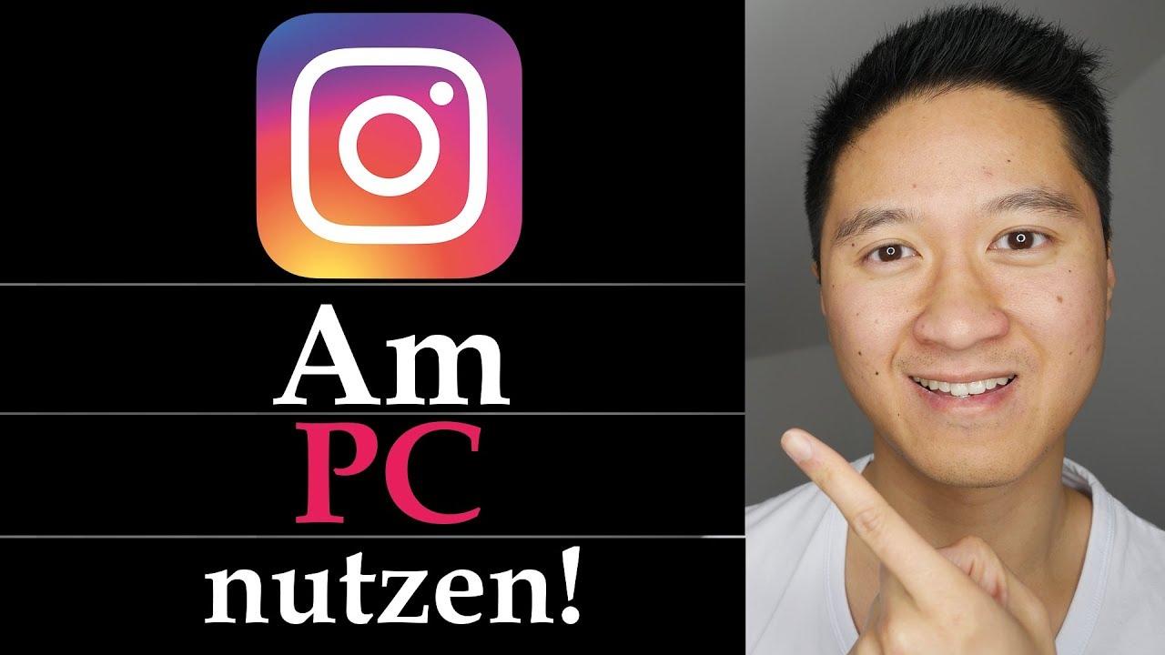 Instagram bilder ansehen pc