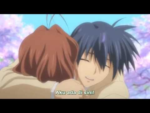 Clannad season 2 episode 22 true ending sub indo