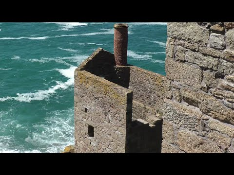 ROSS POLDARK'S WHEAL LEISURE AT BOTALLACK