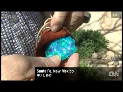 Man finds breathtaking 306 carat opal
