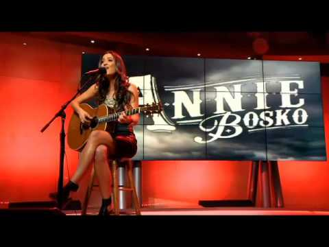 Annie Bosko Performs 'Fighter' On Good Day LA