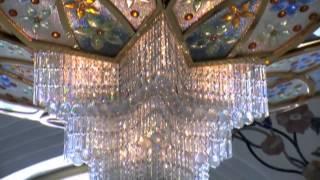 Третье видео путешествие (Абу Даби)(Мечеть шейха Зайда (араб. مسجد الشيخ زايد    ) — одна из шести самых больших мечетей в мире. Расположена в..., 2014-04-01T11:38:15.000Z)