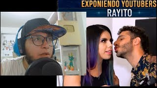 "EL VIDEO ELIMINADO DE LIZBETH RODRIGUEZ ""Exponiendo Youtubers Rayito"" 4K FULL HD DOBLAJE LIPOLATINO"