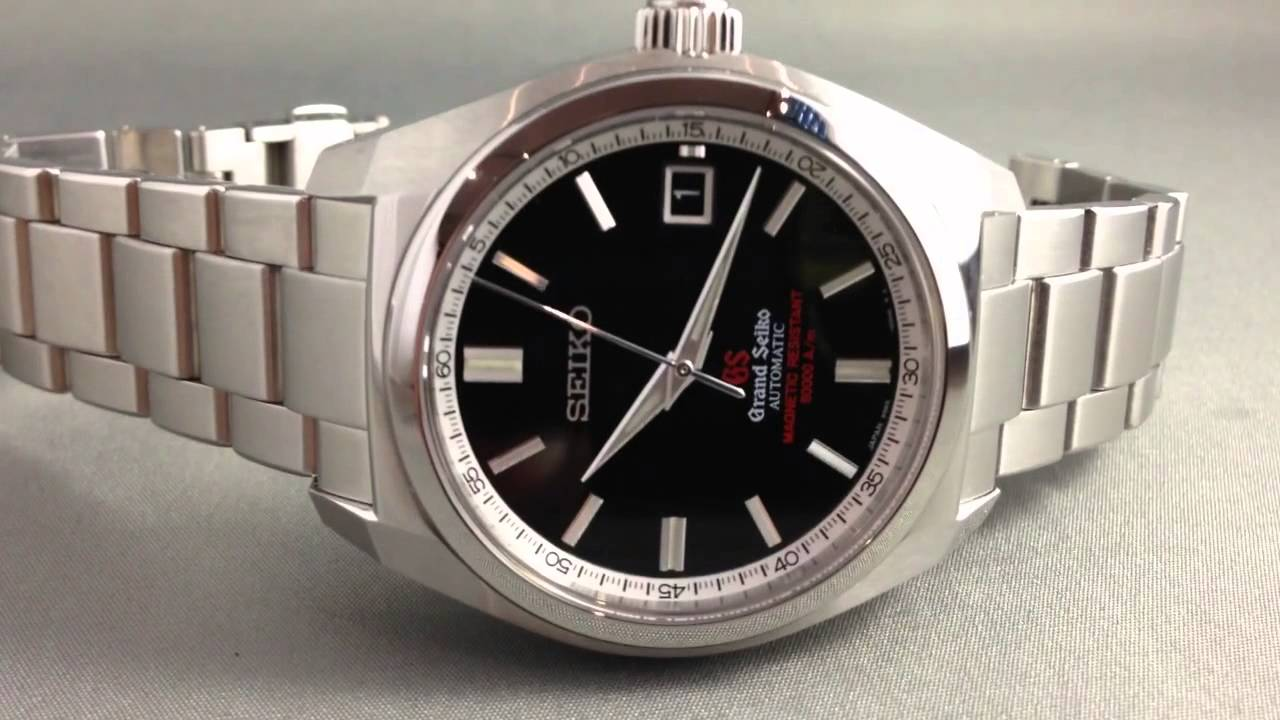 sports shoes ecf91 bb115 GRAND SEIKO - ArchieLuxury gets it Wrong and Apologises