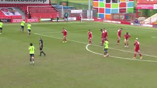 Accrington Stanley v AFC Wimbledon highlights