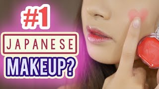 Shopping & Testing #1 AWARD WINNING Japanese DRUGSTORE Makeup!!