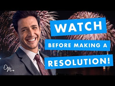 WATCH THIS BEFORE MAKING A NEW YEAR'S RESOLUTION! | Doctor Mike