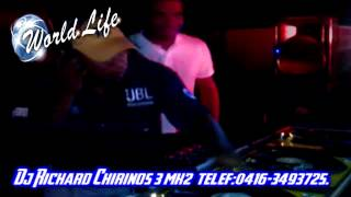 DJ RICHARD CHIRINOS 3 MK2 EN VIVO GUAYABAL EDO, GUARICO.