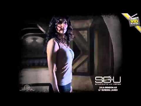 58 - Julia Benson, Avengers Review, and John Travolta's Massage