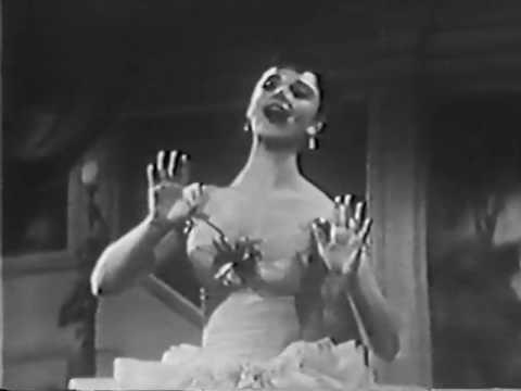 Anna Maria Alberghetti - Queen of the Night (1955)