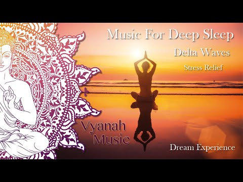 Tranquility: Meditation Sleep Music for Deep Sleep, Rest and Relaxation With Gentle Hangdrum sounds