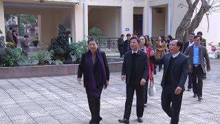Phó Chủ tịch Quốc hội Tòng Thị Phóng thăm và chúc Tết nhân dân huyện Cẩm Thủy, Thanh Hóa