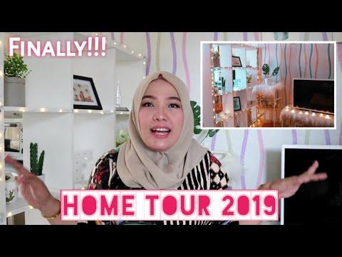 finally hometour 2019 | rumah subsidi type 36 - youtube