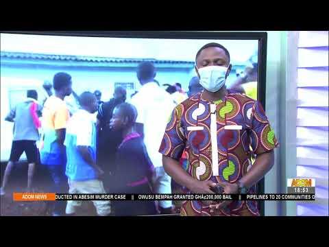 Agokansie - Adom TV News (15-9-21)