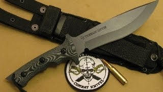 Repeat youtube video Treeman Combat Knives : Seal Team Choice