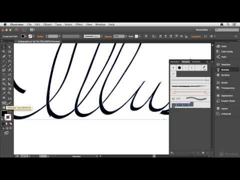 How To Hand Letter 39 Father 39 In Illustrator Funnydog Tv