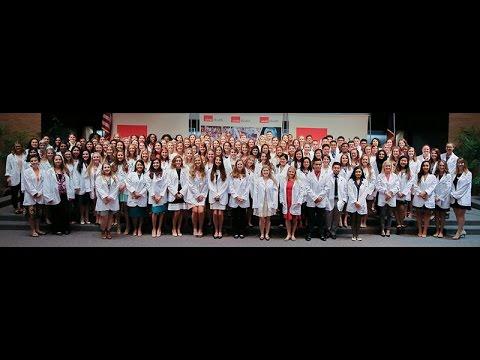 White Coat Ceremony UTMB SON