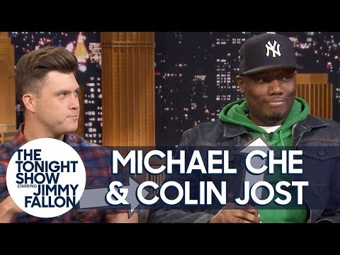 Michael Che and Colin Jost Reveal the Absurd Gifts They Give Each Other