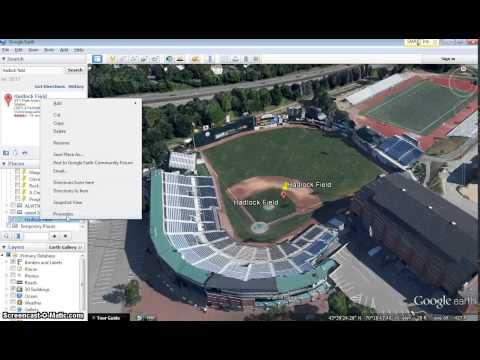 Google Earth 5: Add Image