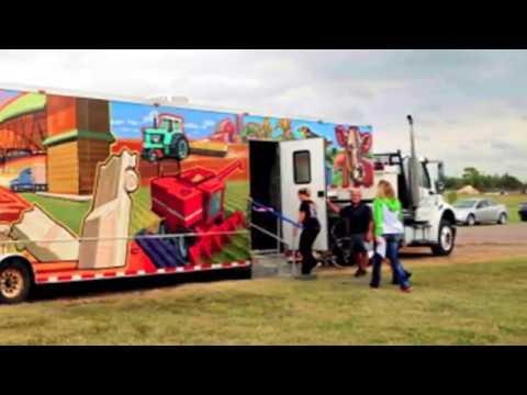 Nebraska Lions Foundation Mobile Screening Unit