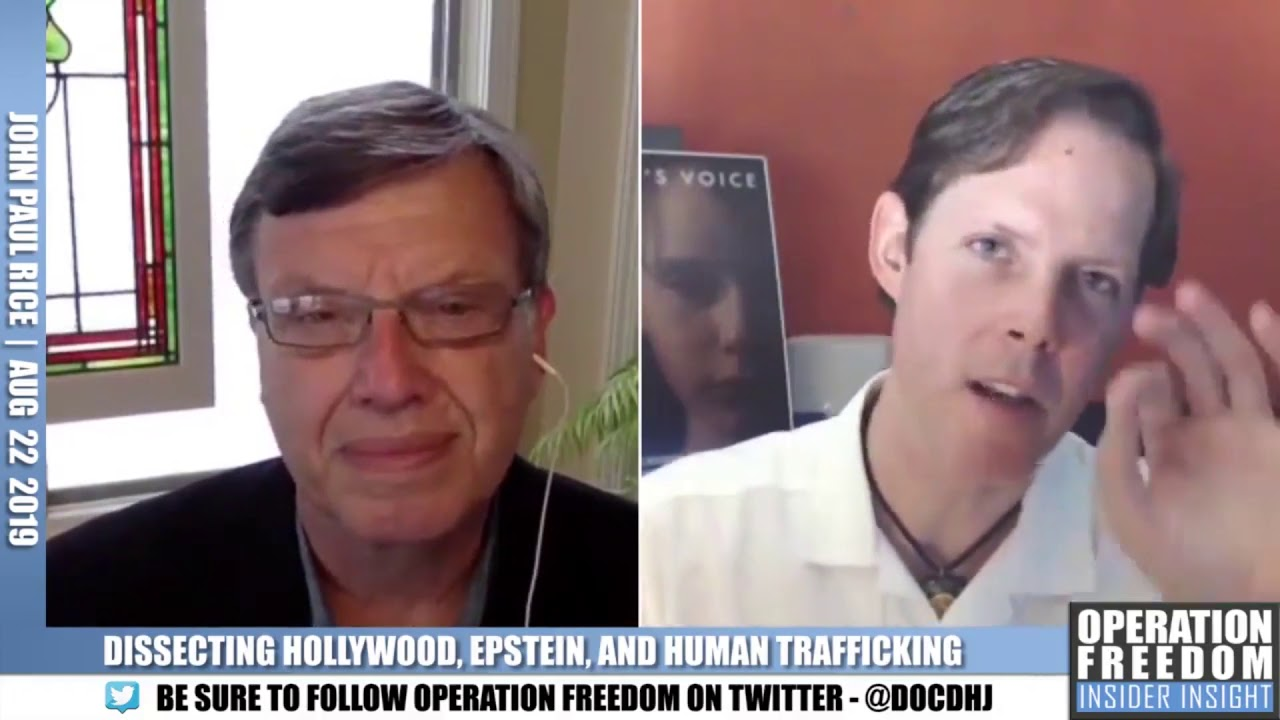 Operation Freedom Special Briefing: John Paul Rice - Human Compromise Networks - Part 1