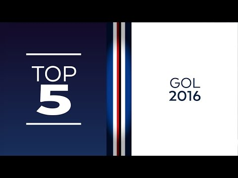 Top 5: Gol 2016