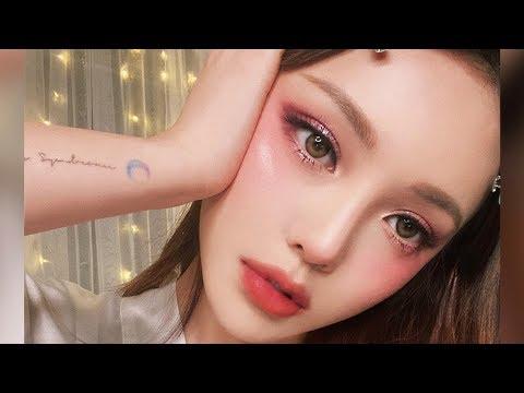 ✨Sparkling Dream Makeup✨ with Bitti x Colourpop Collection 반짝이는 꿈 메이크업 thumbnail