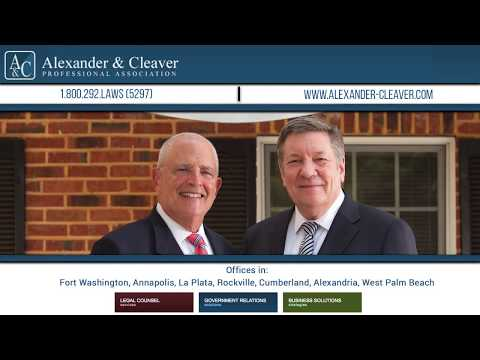 Why should Alexander & Cleaver be your local counsel?
